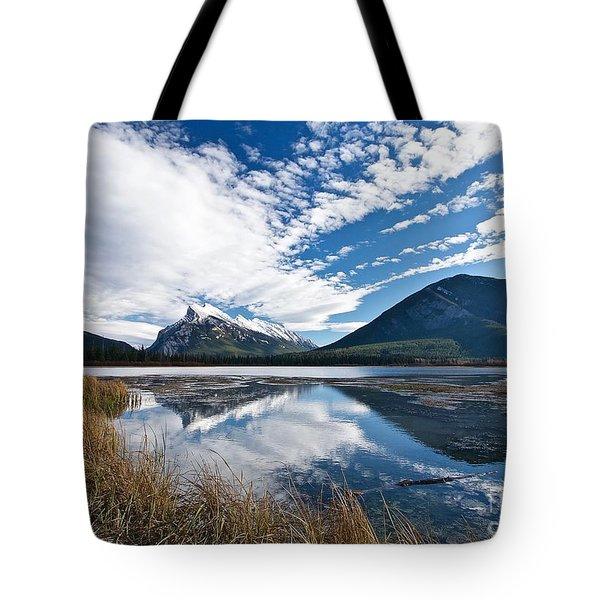 Mountain Splendor Tote Bag