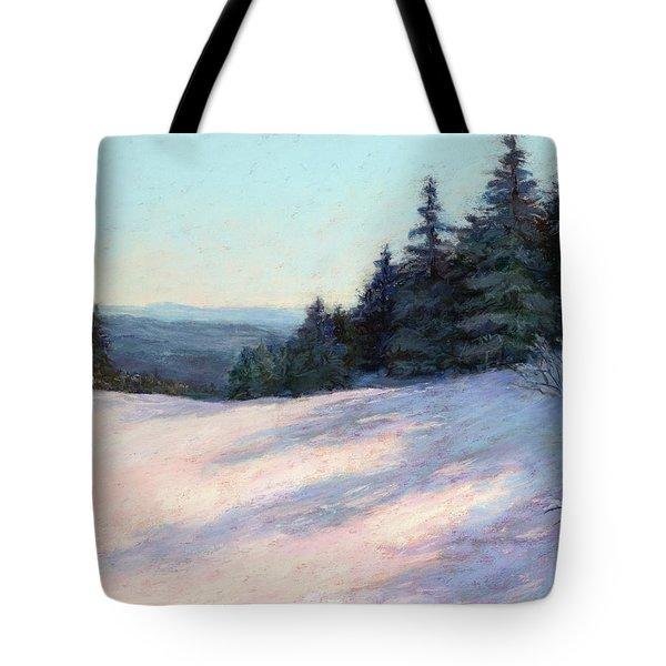 Mountain Stillness Tote Bag