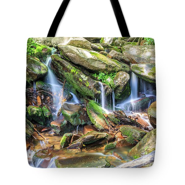 Mountain Stream I Tote Bag