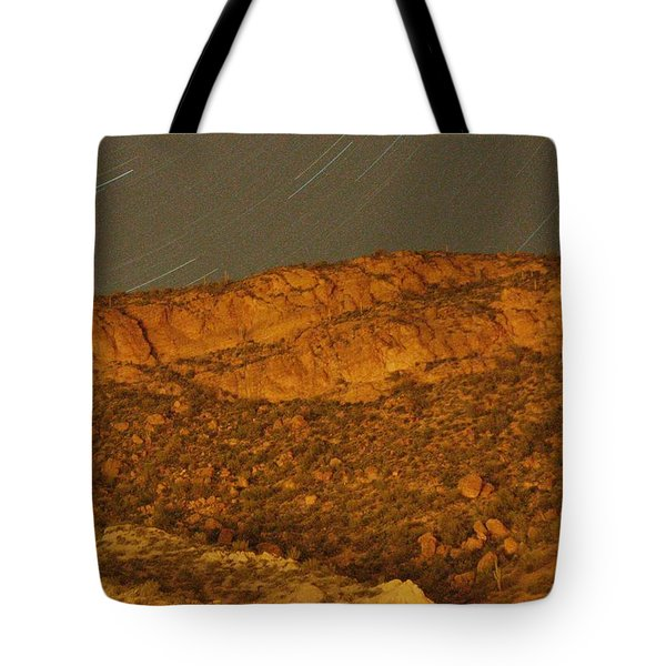 Mountain Trails Tote Bag by David S Reynolds