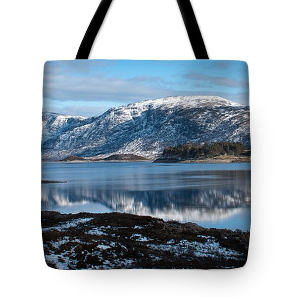 Mountain Tranquillity  Tote Bag