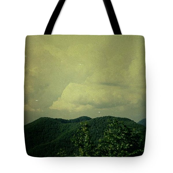 Mountains Are Amazing  Tote Bag