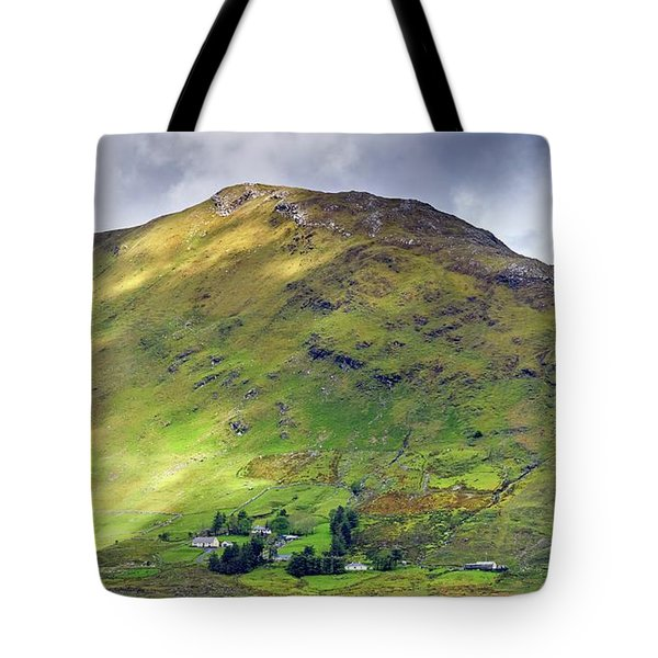 Mountains Of Ireland Tote Bag