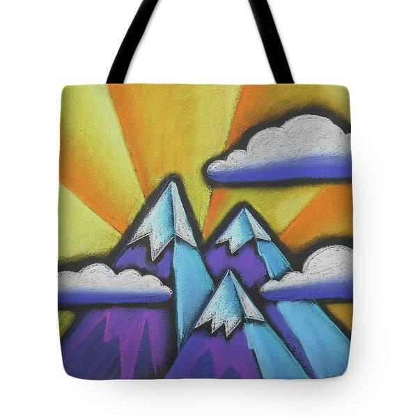 Mountaintop Tote Bag