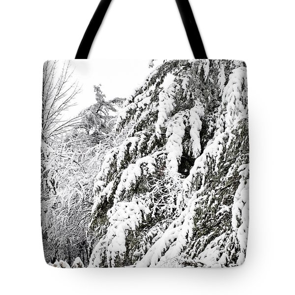 Mourn The Winter Tote Bag