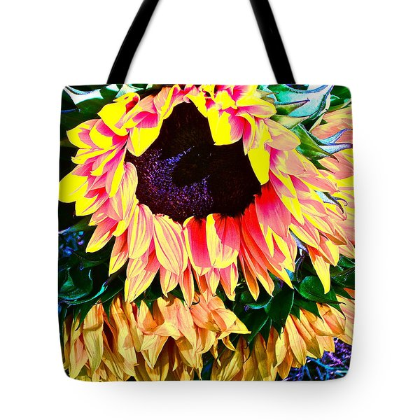 Mourning Tote Bag by Gwyn Newcombe