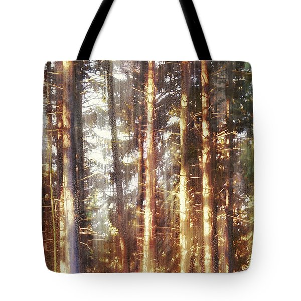 Mourning Wolfsong Tote Bag