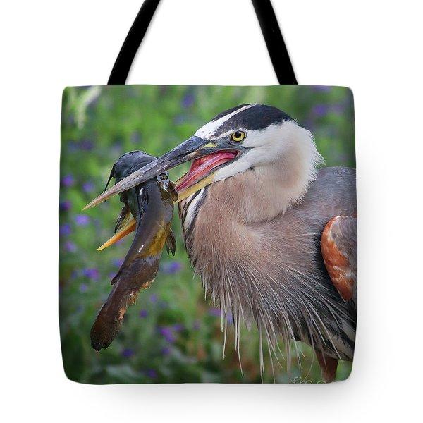 Mouthfull Tote Bag