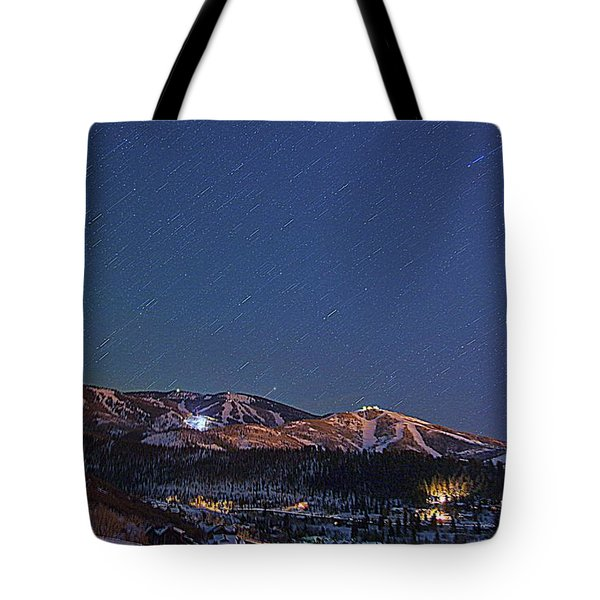 Movement All Around Tote Bag