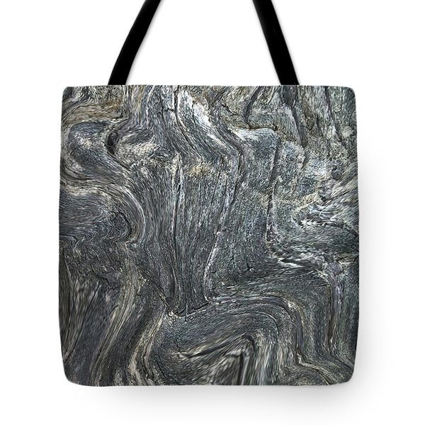 Movement In The Earth Tote Bag