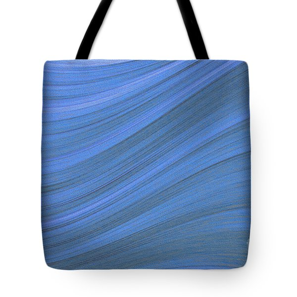 Movement In Waves Tote Bag