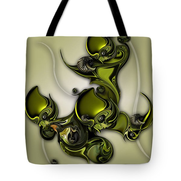 Movement Of Life  Tote Bag