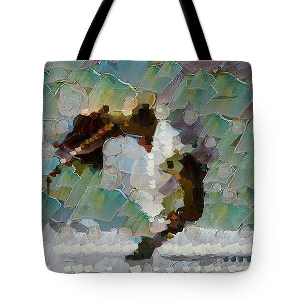 Movement Theory - Ballerina Tote Bag by Sir Josef - Social Critic -  Maha Art