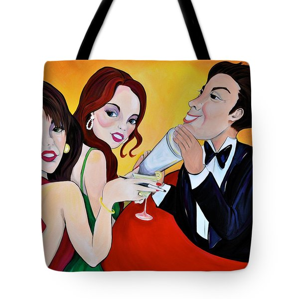 Movers And Shakers Tote Bag