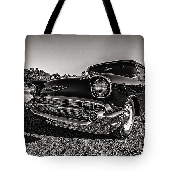 Movie Night In The '57 Tote Bag