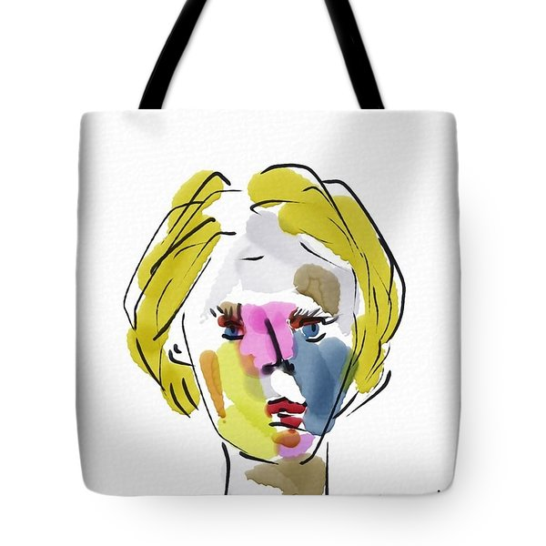 A Change Of Mind Tote Bag by Frank Bright