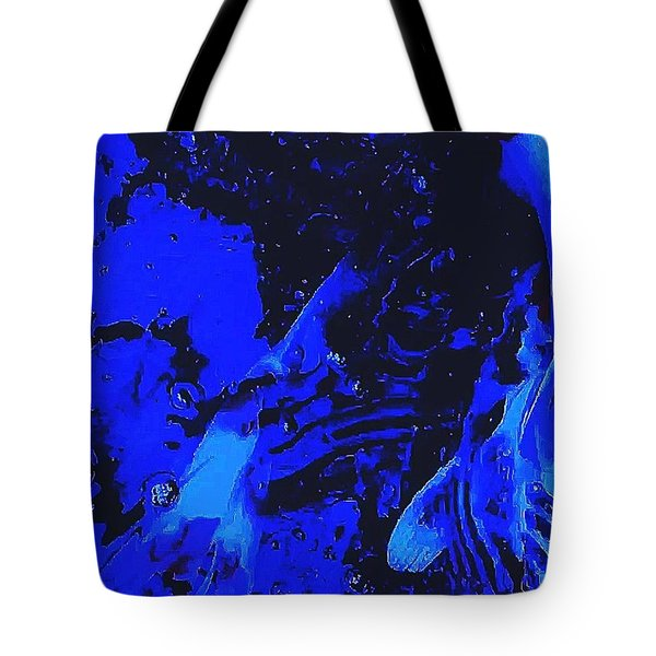 Movements In Silence  Tote Bag
