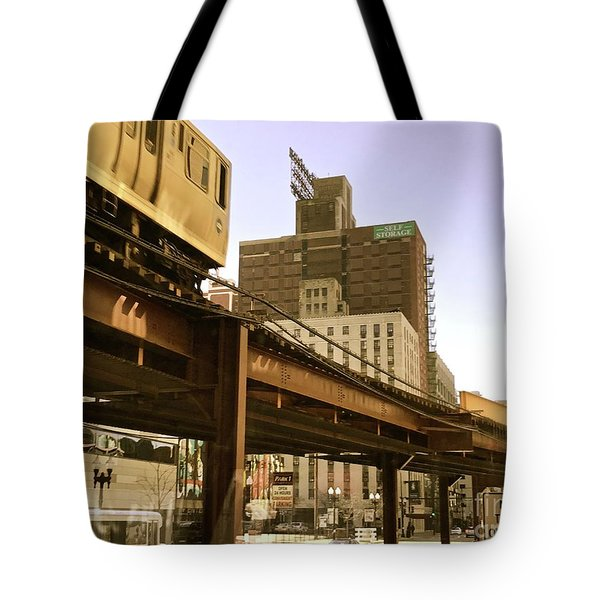 Moving Boxes Too Tote Bag by Trish Hale
