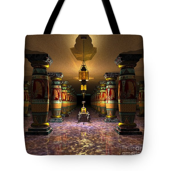 Moving The Pharaoh, 1 Tote Bag