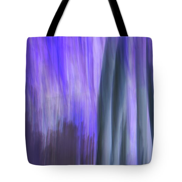 Moving Trees 37-36 Portrait Format Tote Bag