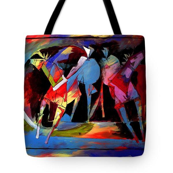Mr Ameeba 1 Tote Bag