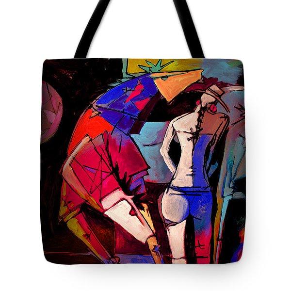 Mr Ameeba 2 Tote Bag