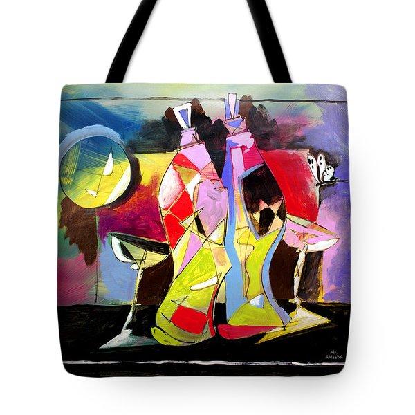 Mr Ameeba 3 Tote Bag