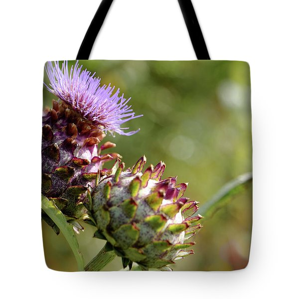 Mr And Mrs Thistle  Tote Bag