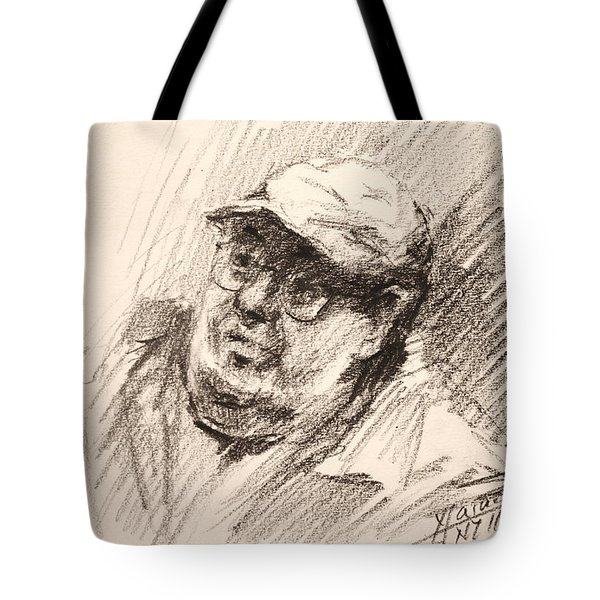 mr D Tote Bag