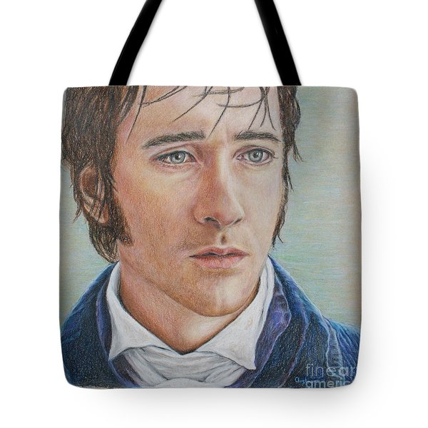 Mr. Darcy Tote Bag