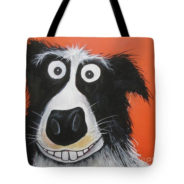 Mr Dog Tote Bag