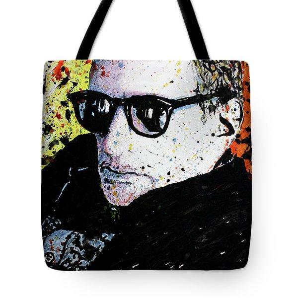 Mr Fagen Tote Bag