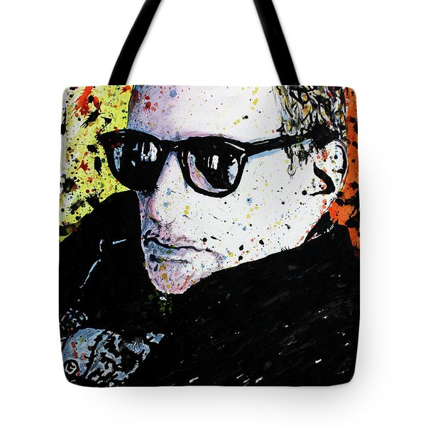 Mr Fagen Tote Bag