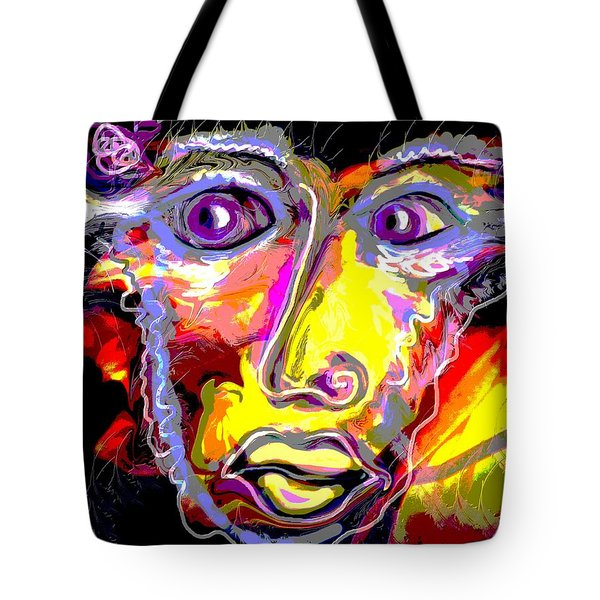 Mr Giannini Tote Bag