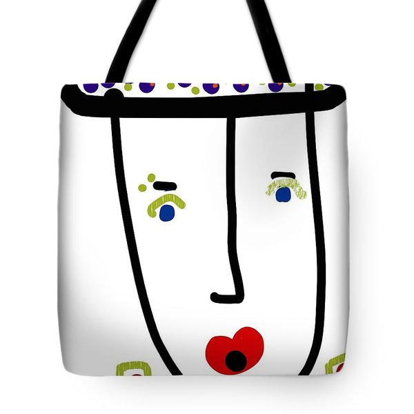 Mr. Glamour Pie Tote Bag
