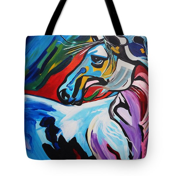Mr Gorgeous Tote Bag