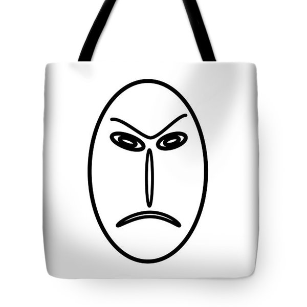 Mr Mf Is An Angry Asian  Tote Bag
