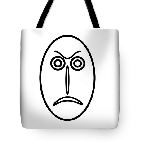 Mr Mf Is Angry Tote Bag