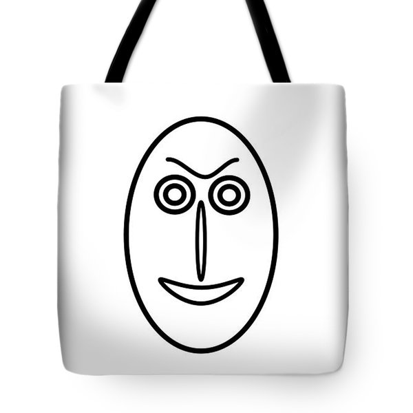 Mr Mf Is Friendly  Tote Bag