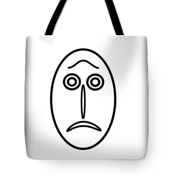 Mr Mf Is Helpless Tote Bag