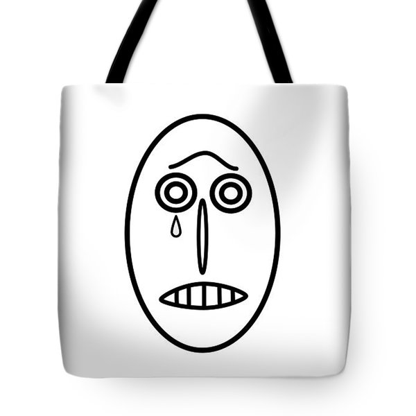 Mr Mf Is Sad  Tote Bag