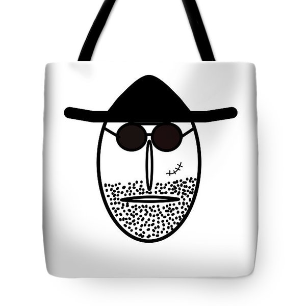Mr Mf Is Scarface  Tote Bag