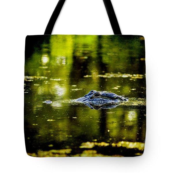 Mr. Nice Guy Tote Bag by Scott Pellegrin