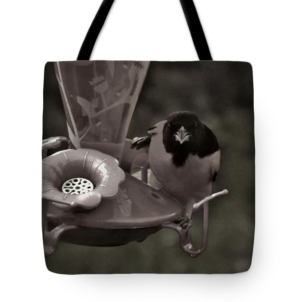 Mr. O Tote Bag