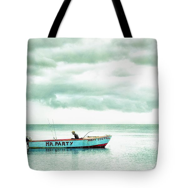 Mr. Party Tote Bag