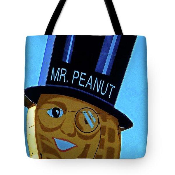Mr Peanut 2 Tote Bag