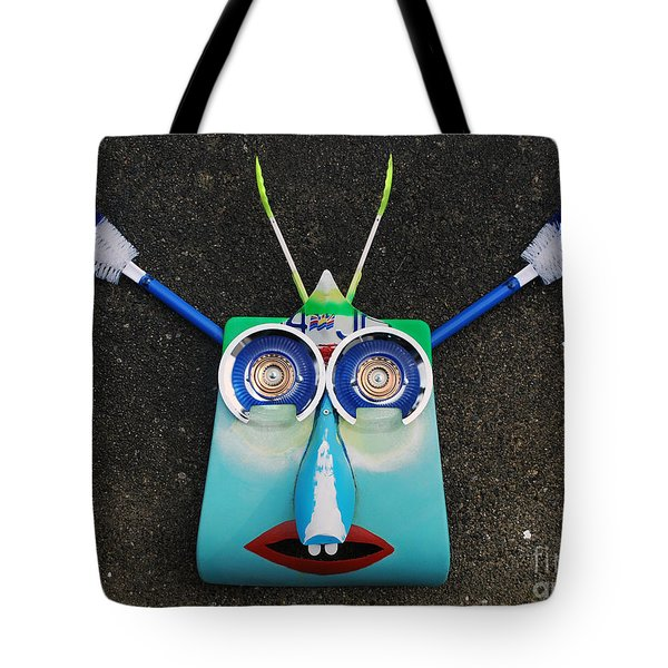 Mr Scrub Tote Bag