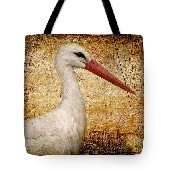 Mr. Stork Tote Bag