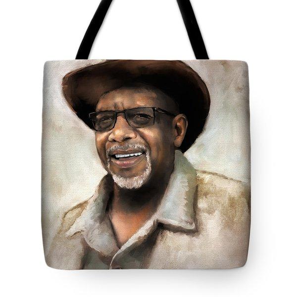 Mr. Wilson Tote Bag