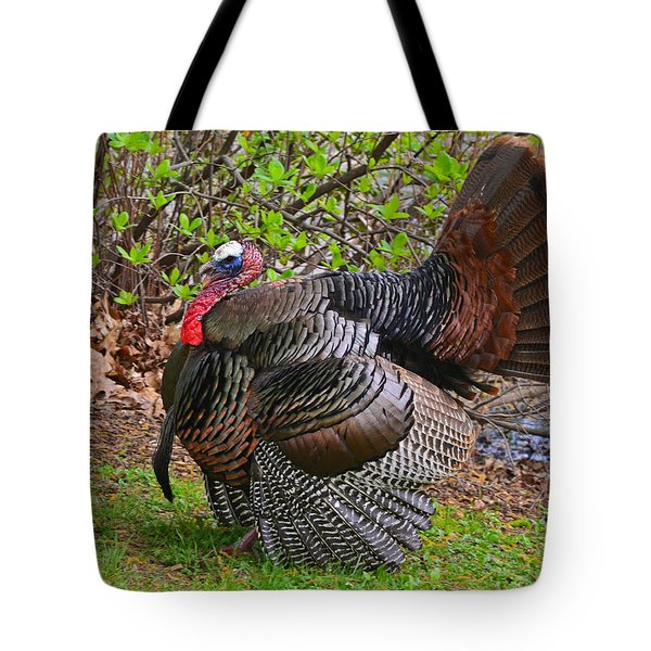 Mr. Turkey Tote Bag
